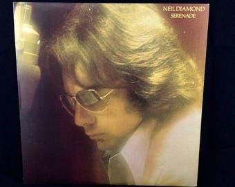 Neil Diamond - Serenade - LP vinyl record - 1974 Columbia Records