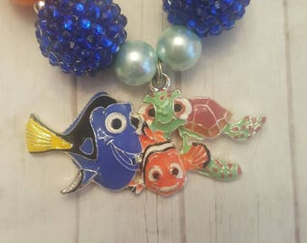 Inspired Dory necklace