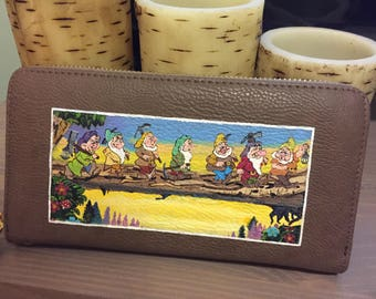 Seven dwarfs wallet