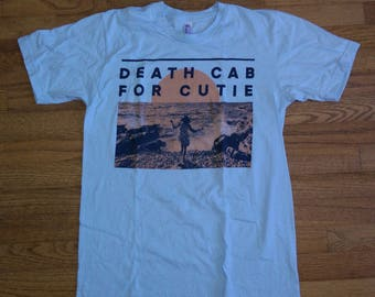 Mens Death Cab for Cutie tshirt