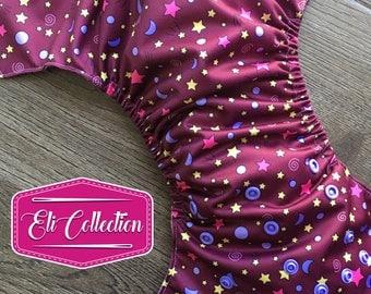 Pre-order cloth diaper - Cloth diaper star star