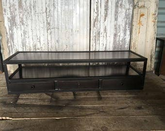 Industrial style furniture, vintage