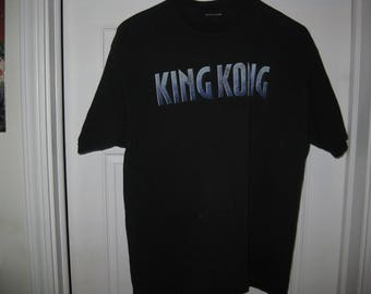 Peter Jacksons King Kong movie t-shirt