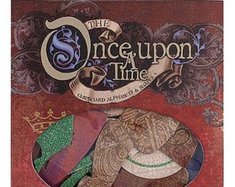 DCWV - Once Upon A Time Collection - Chipboard Alphas & Shapes - Prince