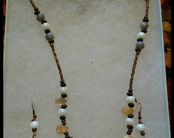 Nesklace and Earring Sets