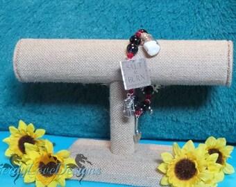 SPN Themed Charm Bracelet