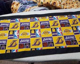 Los Angeles Lakers table runner