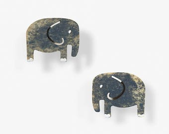 Elefanten Earrings