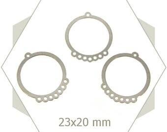 Silver Circle, BA136 8 connectors