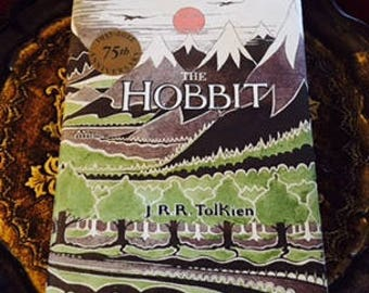 The Written Word:  The Hobbit (75th Anniversary Edition) by J.R.R Tolkien