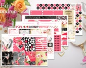 Ladies Night Deluxe Sticker Kit | Erin Condren | Happy Planner