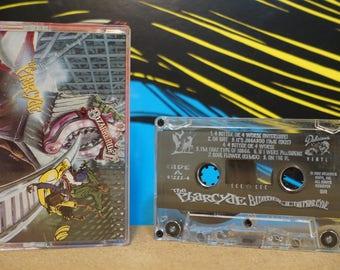 Bizarre Ride II The Pharcyde (EXPLICIT LYRICS) by The Pharcyde Vintage Cassette Tape