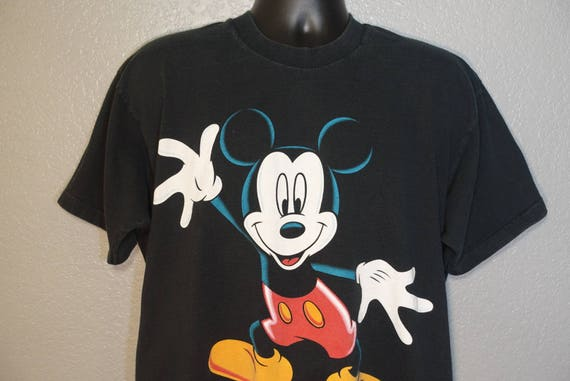90's Jerry Leigh - Mickey Mouse Disney Unlimited Vintage T-Shirt