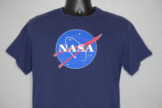 90's NASA Space Logo Vintage T-Shirt