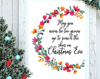 Christmas wall decor, Christmas printable art, Christmas Decor, Christmas Printables, Holiday Prints, Christmas Prints, Christmas Wall Art