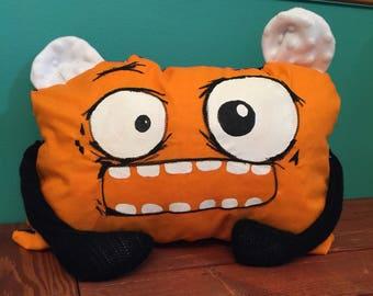 Monster, Toy Monster, Plush Monster, Sock Monster, Charity monster, Buy one give one!