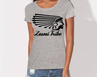 Indian Tribe Zawai woman tee-shirt