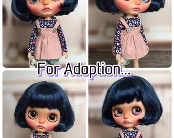 Custom Blythe Dolls For Sale by Blythe custom doll