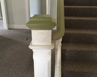 Antique Newel Post
