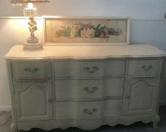 French Provincial Buffet 1930's