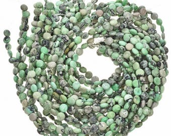 10mm Chrysotine Beads 16 inch Strand- Gemstone Beads - Jewelry Supplies