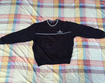 Vintage LE COQ SPORTIF Golf Collection Spell Out Logo Made In Japan Sweatshirts