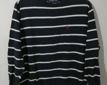 Rare polo Ralph Lauren small pony sweatshirt M size