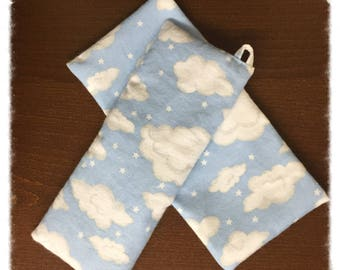 Eye pillow with matching cover