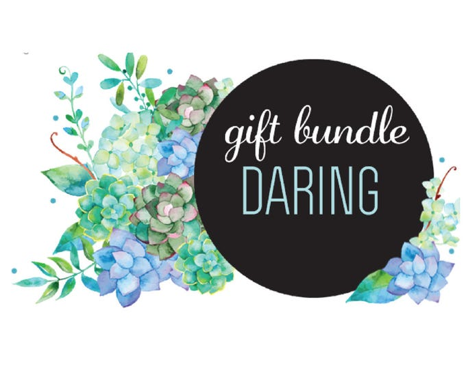The 'Daring' Earring Studs Gift Bundle