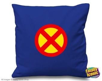 X-Men Classic - Pillow/ Cushion Cover - Comic Book Heros