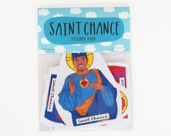 SAINT CHANCE Saint Chance The Rapper Coloring Book