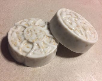 Shea butter and Oatmeal Soap (For men)