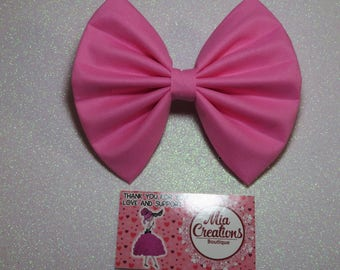 Pretty and Pink Bow.