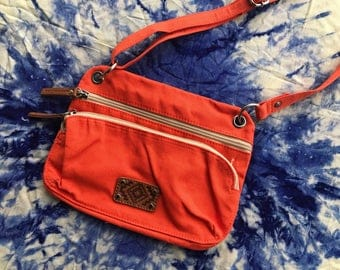 Re-Trippy Orange Shoulder Bag