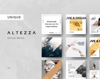 ALTEZZA Social Media Pack