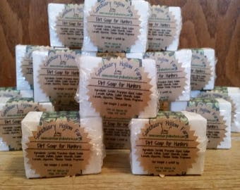 Dirt Soap for Hunters