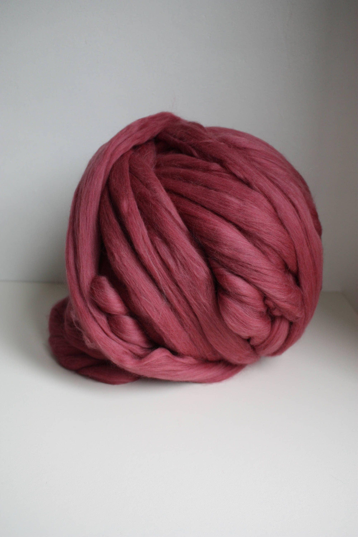 Arm Knitting Yarn Australia : Mustard chunky merino yarn giant wool arm