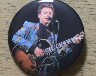 Harry Styles -Sign of the Times 2.25 inch pinback custom Button-New 2017-Los Angeles-9/2017