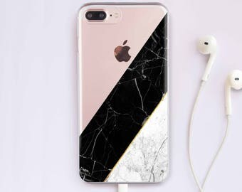 Marble iPhone 7 Plus Case iPhone 6 Case iPhone 8 Plus Case Samsung Galaxy S8 Case For Samsung Calaxy S7 Case iPhone 7 Case iPhone SE  CC1242