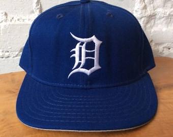 Vintage Duke University Fitted Baseball Hat / Deadstock / Size 6 7/8 / TPX / Louisville / Made in USA