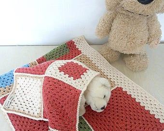 Knit Baby  Boy Blanket Crochet baby blanket Knit baby wool blanket Baby blanket crochet Knitted blanket Crib blanket+ Blanket for toys