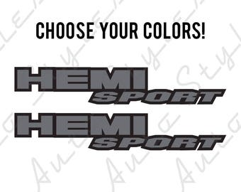 Dodge Ram Decal Etsy - Custom vinyl stickers for cars   the advantages