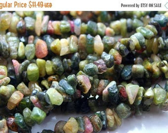 Superb Quality!!!~ 100% Natural Multi Tourmaline Rough Nuggets Shape Rough Beads 5x6mm 8x14mm Approx  16''Inch Top Quality