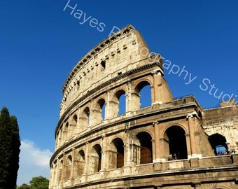 Colosseum Color-Rome