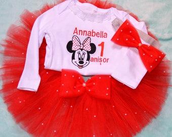 Anniversary set Minnie Annabella