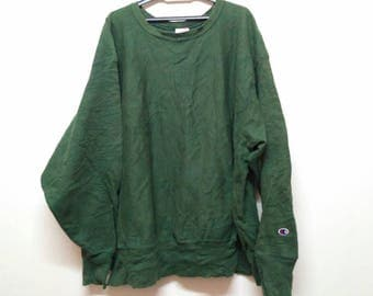 Sale % Champion Sweatshirt XXLarge