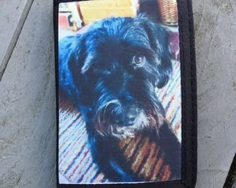 Personalised your photo on a wallet gift idea christmas birthday
