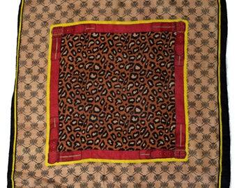 Vintage River Island SILK scarf bandana