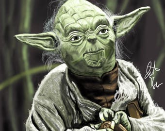 Jedi Master Yoda