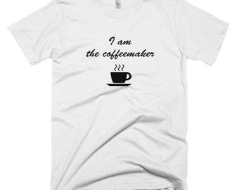 I am the coffeemaker